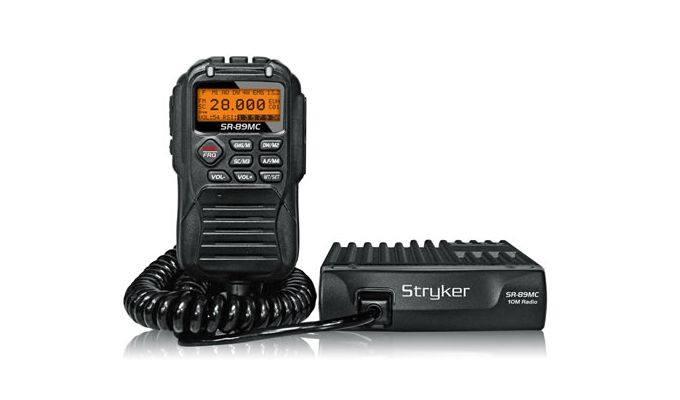 SR-65BC 10 meter radio